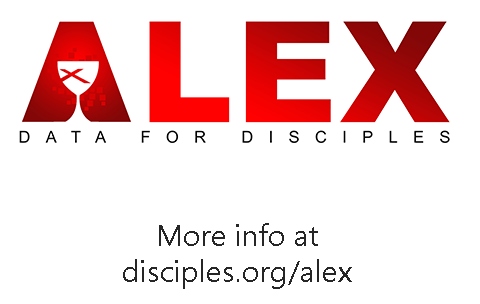 Find more resources for ALEX at disciples.org