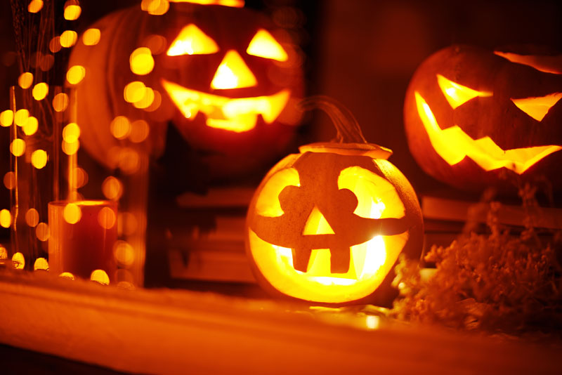Tips to Enjoy Halloween and Keep Your Home Safe
