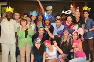 English class and Halloween