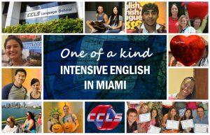 Intensive English course in Miami