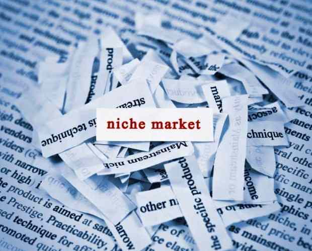 why it's important to define your niche
