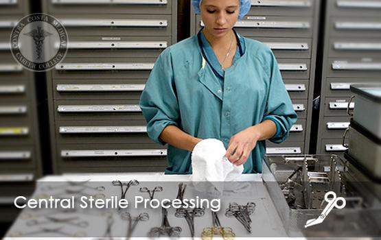 Sterile Processing Technician Contra Costa Medical Career