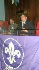 Câmara Municipal de São João do Meriti comemora o Dia do Escoteiro