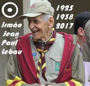 + Ir. JEAN PAUL LEBAU – Retornou ao Grande Acampamento.