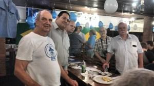8º Jantar dos Antigos Escoteiros de Niterói