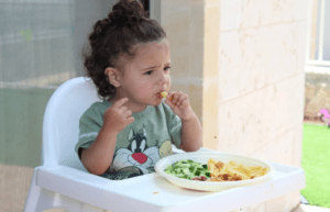 kids' healthy meal