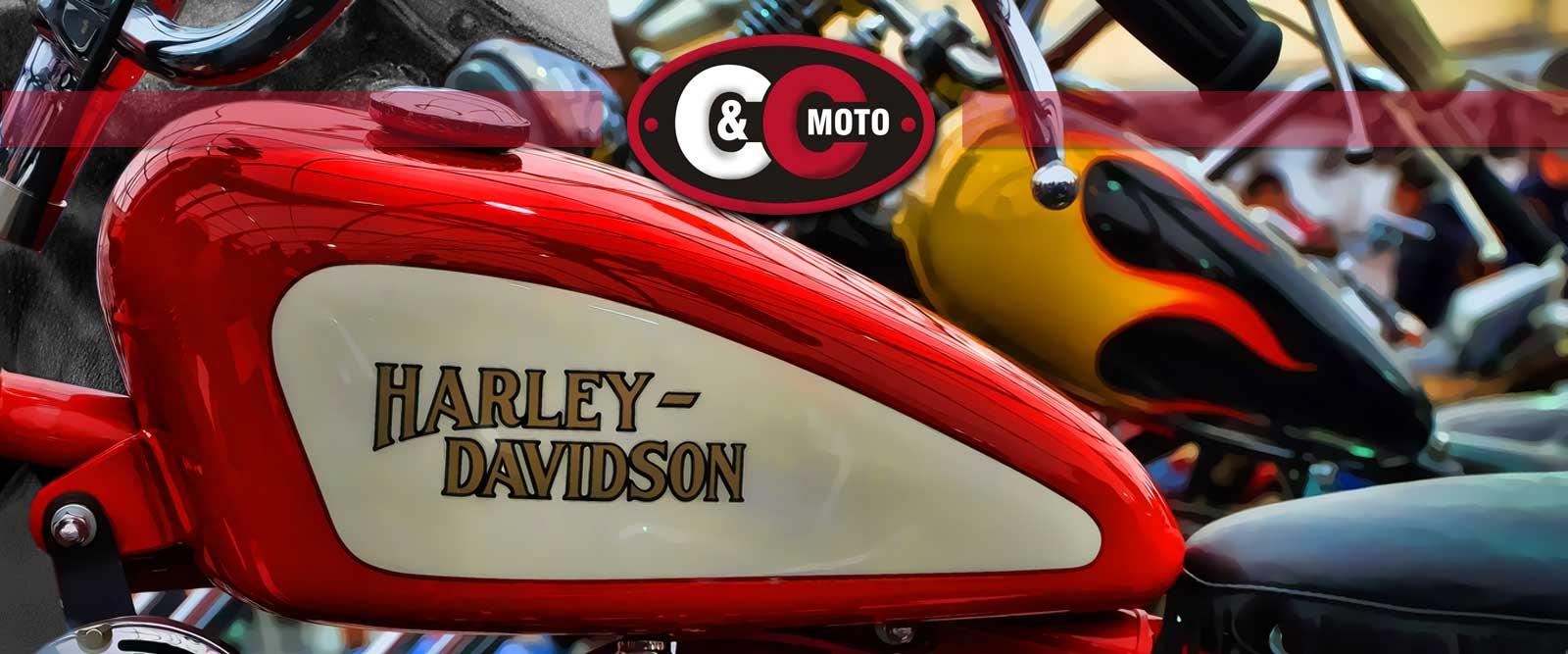 Dovoz a prodej motocyklů z USA