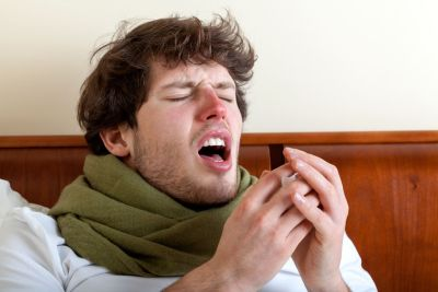 common cold vs allergies in you home - c&c myers
