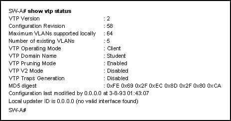 CCNA3 v6.0 Final Exam B 016