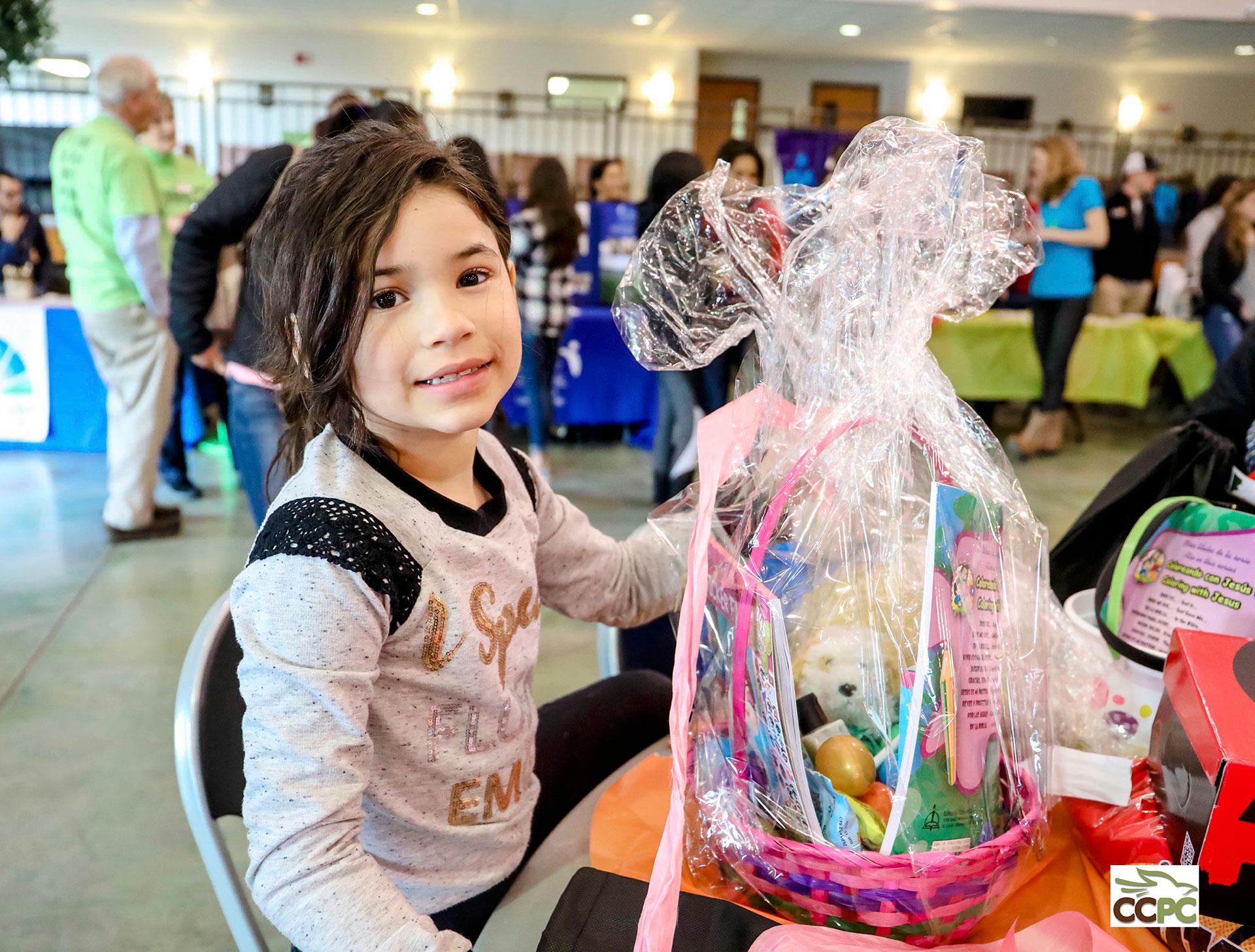 Easter Basket Outreach - Christian Center of Park City