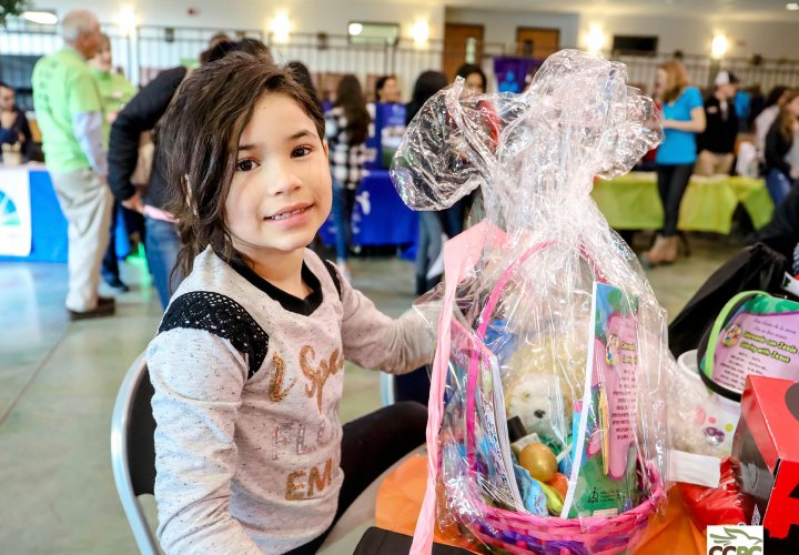 Easter Basket Outreach - Christian Center of Park City