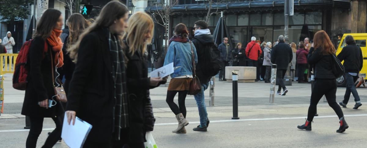 Persisten las brechas de género en los principales indicadores laborales