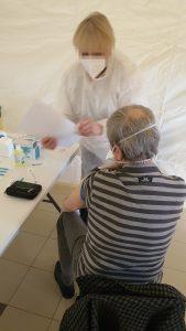 Centre de vaccination CCOP 24 mars 2021