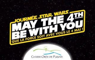 La CCOP fête la journée Star Wars sur Facebook