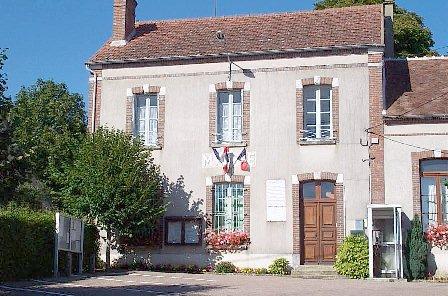 CCOP Mairie de St-Denis sur Ouanne