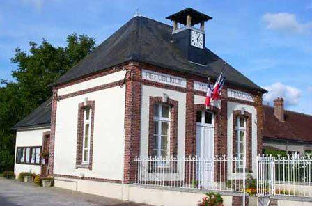 Mairie de Prunoy