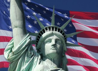 Statue of Liberty National Monument, Liberty Island, New York, USA