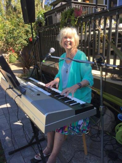 Thank you Joyce for the lovely music!