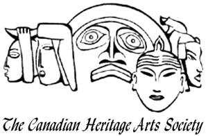 Canadian Heritage Arts Society Logo