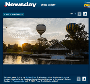 Balloon Festival photos posted to Newsday