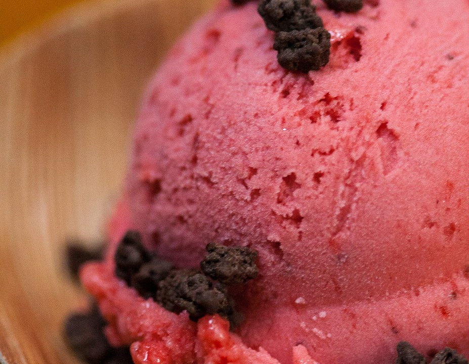 ice cream food photography by caylena cahill