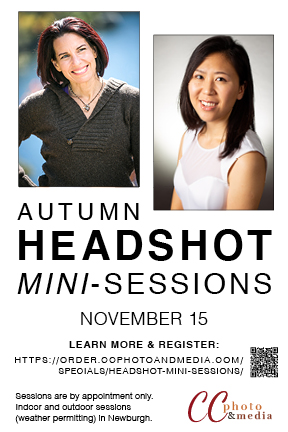 Autumn Mini Sessions are on November 15 in Newburgh. Click here to book.