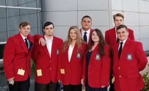CHS SkillsUSA Teams