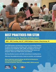 STEM workshop