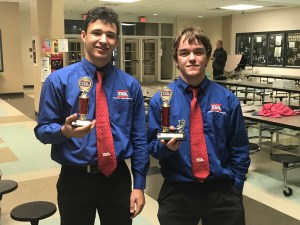 CHS Students Take Top Honors