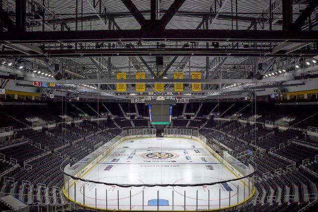 Image result for dunkin donuts center providence bruins