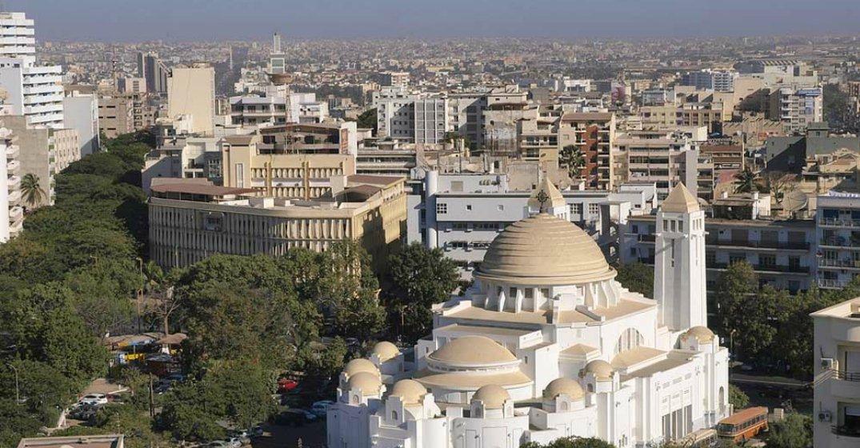Dakar-Senegal-Capital
