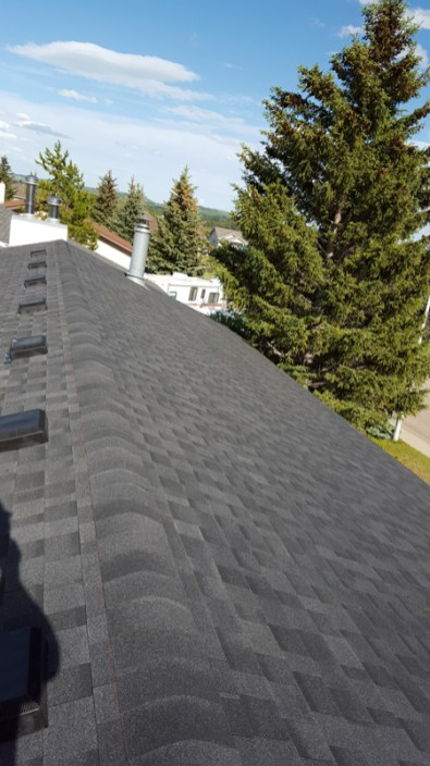 A newly installed roof!