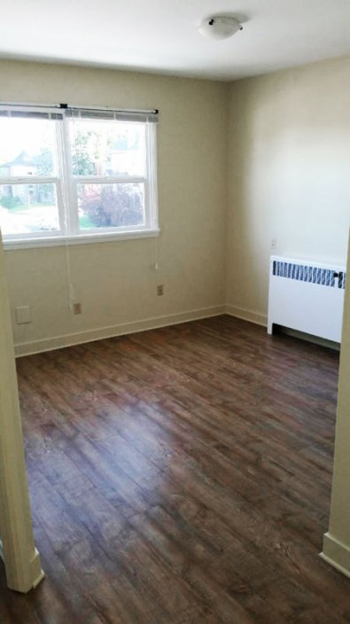Floor After Renovation