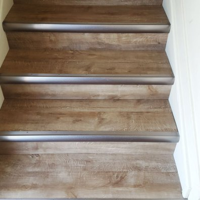 Stairs After Renovation