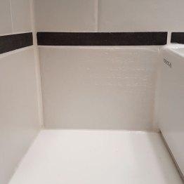 New backsplash and detail tile