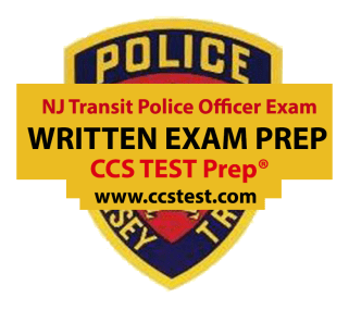 NJ Transit PD Exam Prep