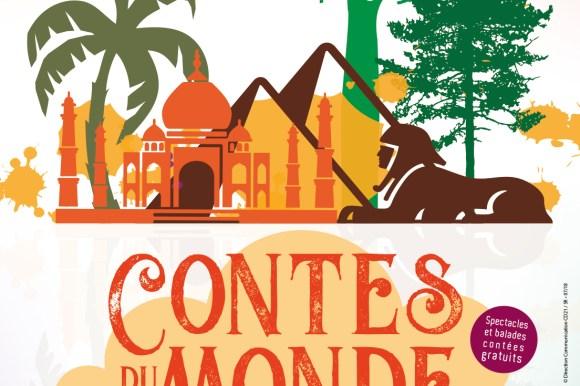 Coup de Contes –  Robert Seven Crow Bourdon «Au son du tambour»