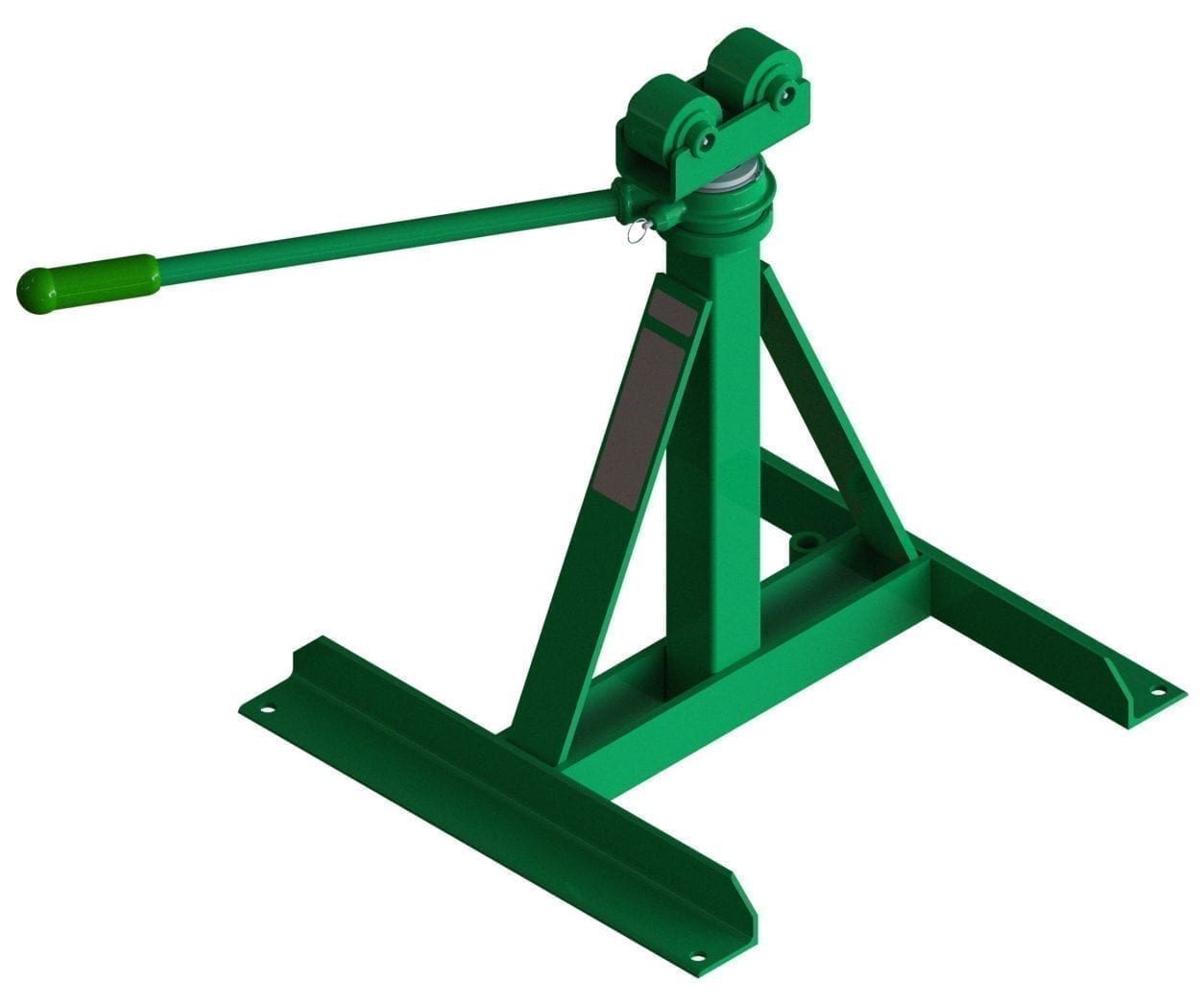 Greenlee Reel Stand Wheels