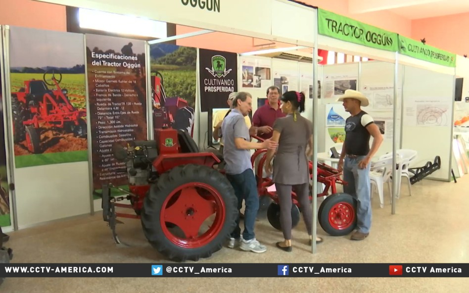 American-owned factory to produce tractors in Cuba1