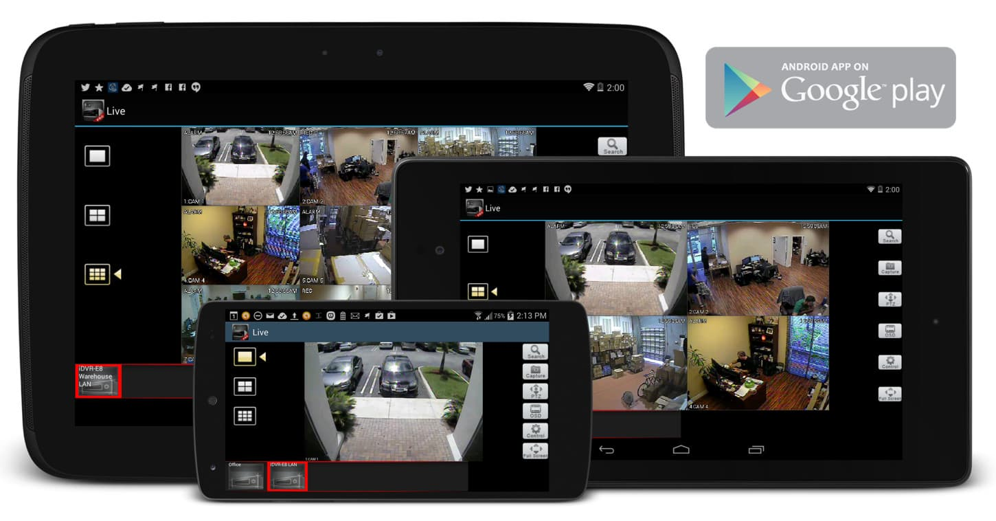 Security Simple Systems Home Camera