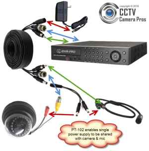 Audio Surveillance Microphone | CCTV Audio Mic