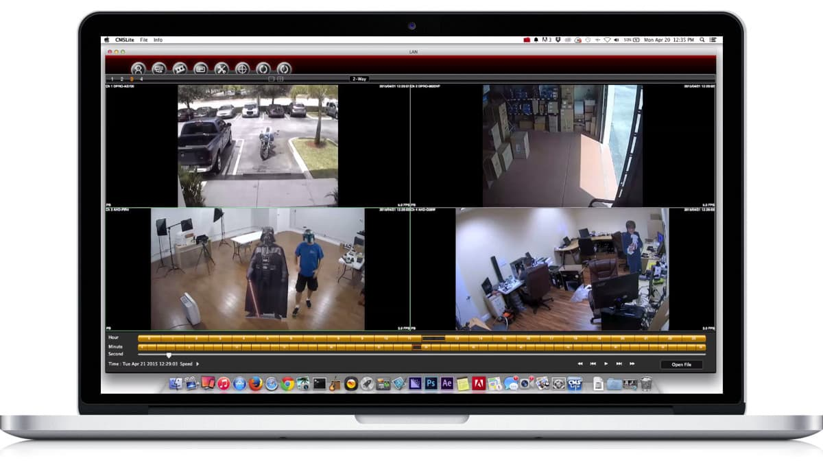 Wireless Home Surveillance Security Systems