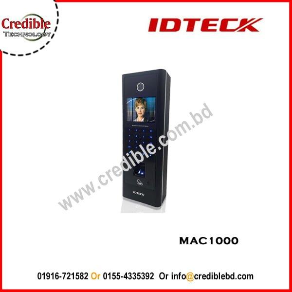 MAC1000Fingerprint Standalone Controller