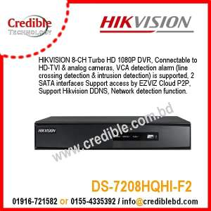 DS-7208HQHI-F2