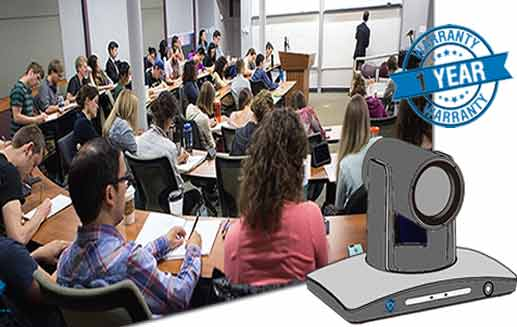 HD Auto tracking camera for video conferencing – Credible Technology