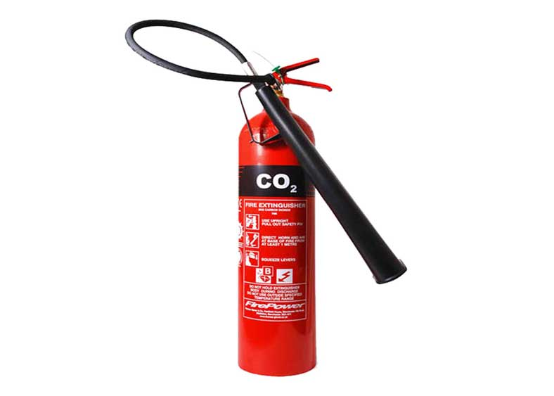 3Ltr Co2 Fire Extinguisher in Bangladesh