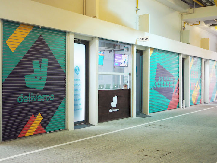 Deliveroo Project