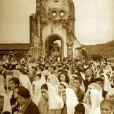 72825-F-Cathedral-Nagasaki-400th-Anniversary-Francis-Xavier-7-December-1949