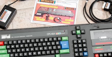 AMSTRAD CPC 464 Professional TV SCART Connection Kit