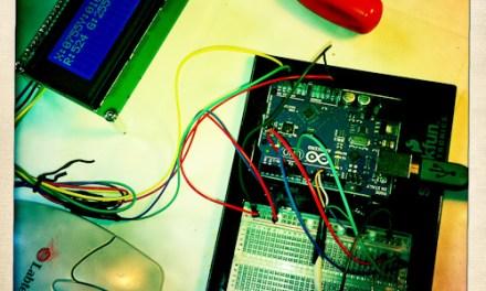 Hello world Arduino